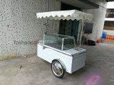 PNF do gelo do carro da bicicleta/carro de Gelato--Novo