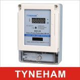 Tester pagato anticipatamente bifilare di watt-ora di monofase Ddsy-2