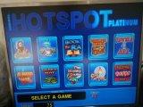 Il Multigame 10 in 1 video macchina a gettoni del gioco della scanalatura della galleria