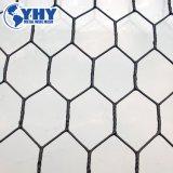 Fio Hexagonal galvanizado pano de malha de frango