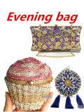 Madame de 2017 de main de sac de dames d'usager de main de sac de mode de sacs à main de type de sacs des femmes neufs acryliques MOQ de Madame sac d'unité centrale de soirée de sac sacs inférieure même de dames Clut pure (EB647)