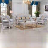 Insiemi della mobilia del salone con lo strato classico del sofà (518)