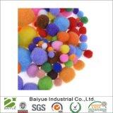 Arte colorido POM Poms/POM Pon/Pompom de la manera para la decoración