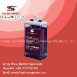 2V 250ah Röhrenplatten überschwemmte Leitungskabel saure Opzs Batterien