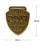 Medaglione antico personalizzato della medaglia di promozione di doratura elettrolitica