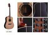 Guitarra acústica del cedro de la dimensión de una variable popular de la tapa D/Om