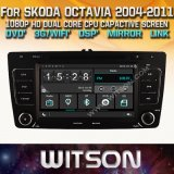 Witson Windows Radio Stereo reproductor de DVD para Skoda Octavia 2004 2011