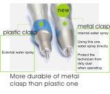 Type jeux à vitesse réduite dentaires de clé de matériel dentaire d'approvisionnement de Handpiece