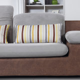 Sofá lavable del marco moderno de madera sólida para los muebles Fb1121 del hotel