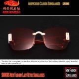 Senhora nova Retro Óculos de sol da forma de Smu08s