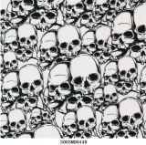 Гидрографические пленки черепа Pelicula воды печатание