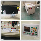 Macchina per incidere di cuoio di composizione veloce di taglio del laser del sistema