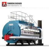 1ton 2ton 4ton 6tonの産業ガスかディーゼル油の重油の蒸気ボイラの価格