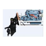 厳格な駆動機構Zt150Aが付いている熱い販売の海洋のディーゼル機関