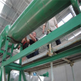 Sulfer inferior com preto de alta qualidade a destilação de óleo de máquina de Refinaria de Óleo Usado