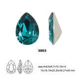 De hete Verkopende Bergkristallen van het Kristal van het Punt van de Folie van het Kristal Ab Achter Achter voor de Toebehoren van Juwelen