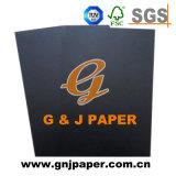 ギフト用の箱の生産のための等級AAの黒い板紙表紙