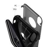 擁護者のハイブリッド装甲頑丈で堅いシェル完全ボディiPhone Xのための険しいホルスターの箱