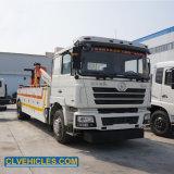 Shacman 10ton camion de récupération de la circulation routière de la télécommande démolisseur véhicule