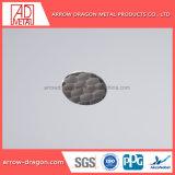 Revestimento a pó Ignifugação Anti-Seismic alumínio alveolado painéis para Exposição// luminária de painel de infill
