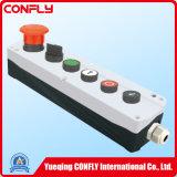 Sdl22-NB301p Pulse el botón de verificación, control de caja de interruptores de botón de retorno por resorte