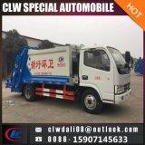 La Chine compacteur de déchets de haute qualité chariot Camion Poubelle Camion de compression