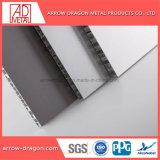 Revêtement en poudre Honeycomb léger en aluminium haute rigidité Panneaux de Façade murs rideaux/