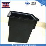 プラスチック注入の公共のゴミ箱はまたは形成できる