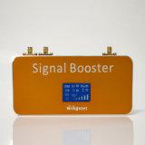 Nuevo diseño WCDMA 2100MHz Amplificador de señal de teléfono 3G con pantalla LCD