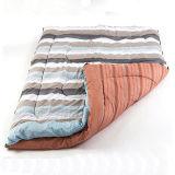 しまのある旅行Spliceableの空の綿の寝袋