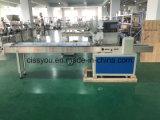 China automático de la almohada de embalaje Horizontal Snack Máquina Envasadora