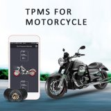 Мотоцикл Bluetooth системы контроля давления в шинах TPMS обнаружение приложений для мобильного телефона Bluetooth TPMS для мотоциклов