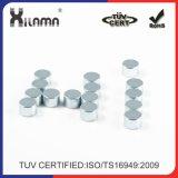 Kundenspezifische NdFeB Magneten mit Kleber-Rückseite