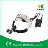 よい販売のMicare Jd2000 3W操作の外科使用の医学のヘッドバンドライト