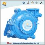 Ah pompa centrifuga orizzontale industriale dei residui di estrazione mineraria resistente abrasiva