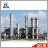 O óleo bruto de alto desempenho no processo de purificação do óleo de petróleo bruto a destilação de vácuo de destilação fraccionada de petróleo