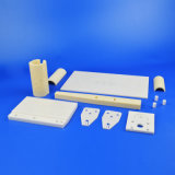 多孔性の産業技術的な陶磁器Al2O3アルミナの陶磁器の買物の陶磁器の版