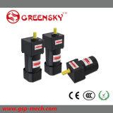 60W 90mm 팬 냉각 장치 AC 감응작용 기어 모터