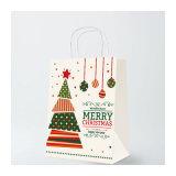 공상 크리스마스 종이 선물은 자루에 넣는다 크리스마스 (YH-PGB045)를 위한 종이 봉지를
