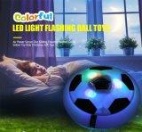Fútbol Sala de colores de LED Toy la Fuerza Aérea Hover balón de fútbol