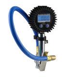 Auto-Reifen-Luftdruck-Pumpen-Anzeigeinstrument-Digital-Gummireifen-Luftpumpe