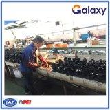 Bambola Tunggal della stazione dell'olio di Untuk della valvola di intercettazione di Pasokan Pabrik Darurat