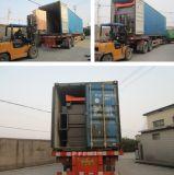 Горячие продажи стали раздел дробеструйная очистка машины экспортированы во Вьетнам