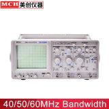 Dual Channel double gâchette de balayage de suivi Oscilloscope analogique 40m 50m 60M-3040un OS OS OS-3060-3050une un