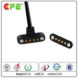 Maak 4pin de Magnetische Schakelaar van de Kabel met USB waterdicht