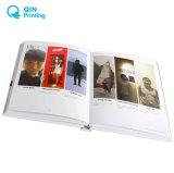 専門の高品質のフルカラーの写真の本の印刷