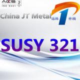 Susy 321 de Pijp van de Plaat van de Staaf van het Roestvrij staal op Verkoop
