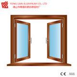 Het Profiel van de Legering van het aluminium voor Openslaand raam met Geluidsisolatie