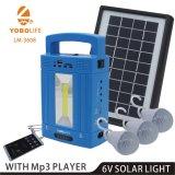 6V Sistema Solar con reproductor de MP3 y radio FM