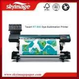 64 '' stampante di trasferimento di sublimazione della tintura di Roland Rt-640 per stampaggio di tessuti